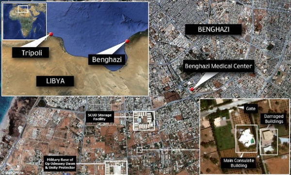 map intelligence hotspot benghazi consulate