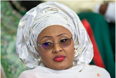The First Lady Aisha Buhari - Underestimated one-woman-powerhouse